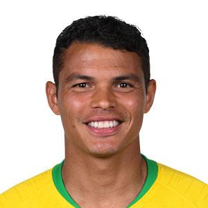2. Thiago Silva