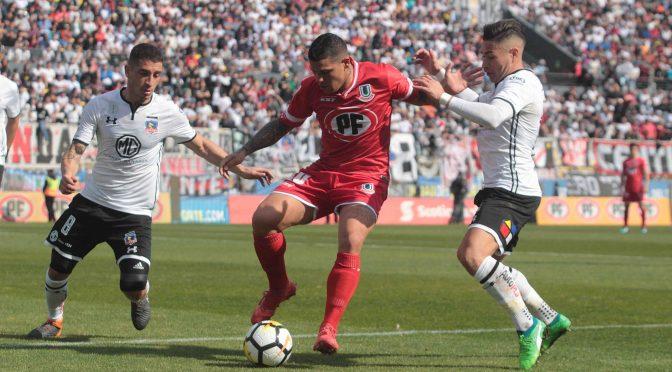 Galería de fotos: Unión La Calera vs Colo-Colo