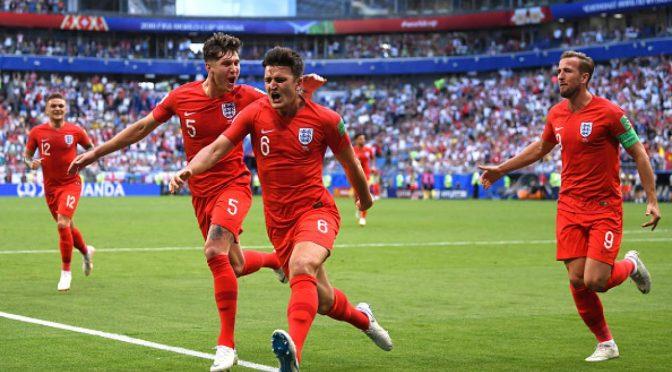 Inglaterra: su paso a semifinales no fue casualidad