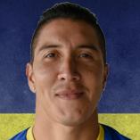 13. Cristián Suárez