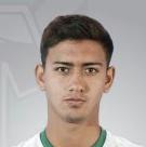 34. Diego Arias