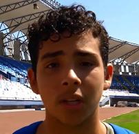 30. Juan Pablo Cisternas (Sub 20)