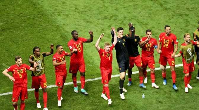 Las claves de Bélgica para derribar a Brasil