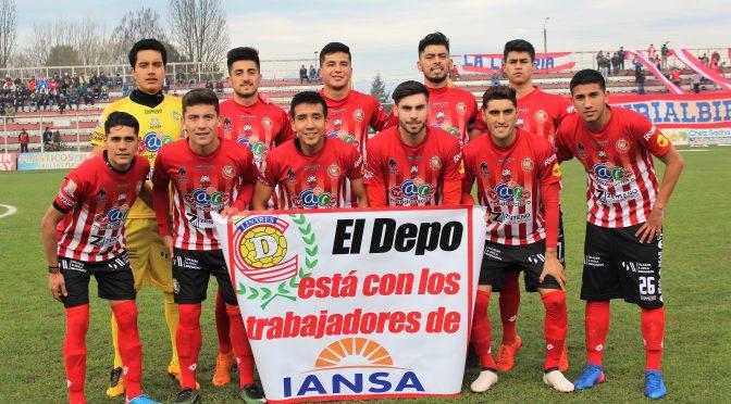 Deportes Linares dedicó su goleada a los trabajadores de Iansa