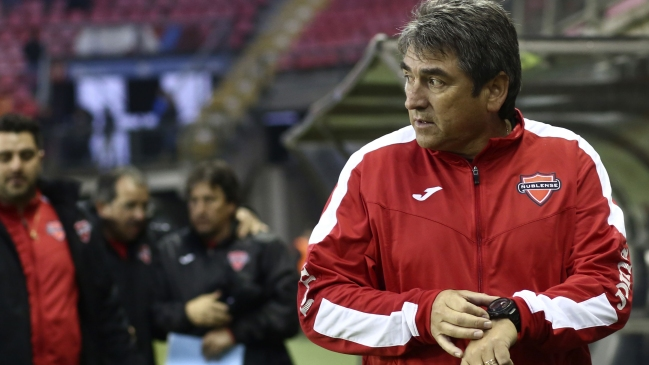 Emiliano Astorga no continúa en Ñublense