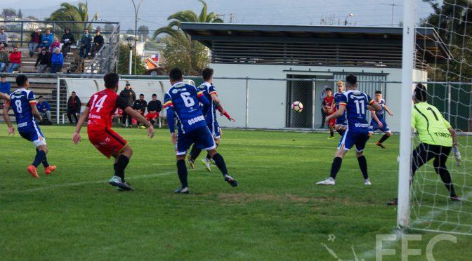 Galería de fotos: Deportes Limache vs Osorno