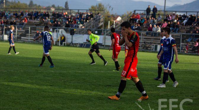 Deportes Limache perdió su ventaja frente a un aguerrido Osorno