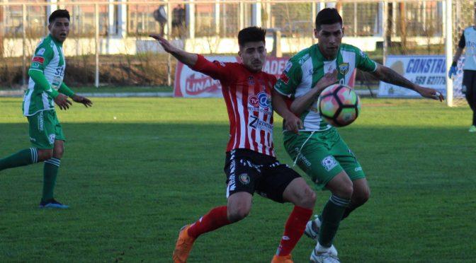 Deportes Linares superó a Trasandino y sueña de nuevo con la Liguilla