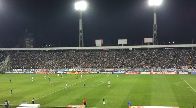 Complicado: Colo Colo cae ante Palmeiras y deberá ir a buscar el milagro