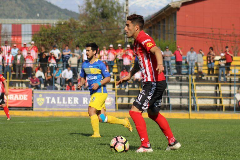 Deportes Linares pierde una valiosa opción ante Rengo