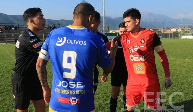 Galería de fotos: Deportes Limache vs Rengo