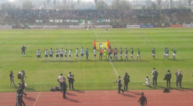 Santiago Wanderers logra su cuarto triunfo consecutivo y sueña con la liguilla de ascenso