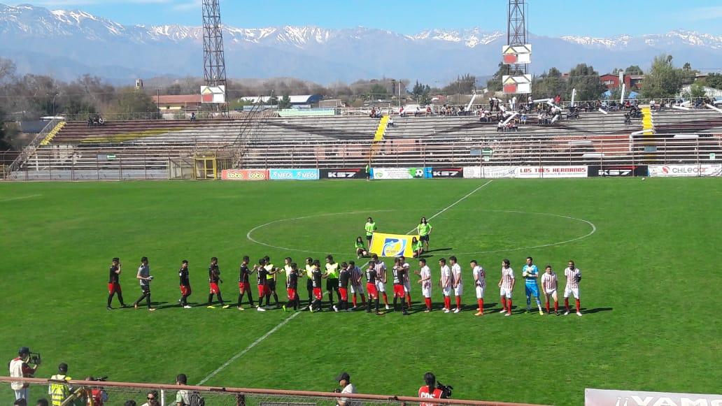 Unión San Felipe y Ñublense igualaron sin goles en un deslucido partido