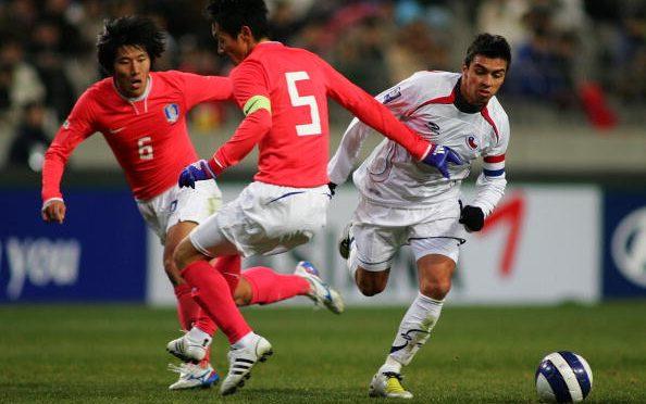 Finalizado: República de Corea 0-0 Chile