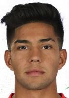 13. Camilo Saldaña (Sub-21)