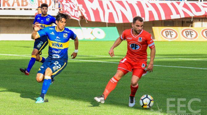 Galería de fotos: Unión La Calera vs Everton