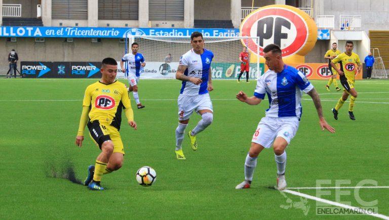 Galería de fotos: San Luis vs Deportes Antofagasta