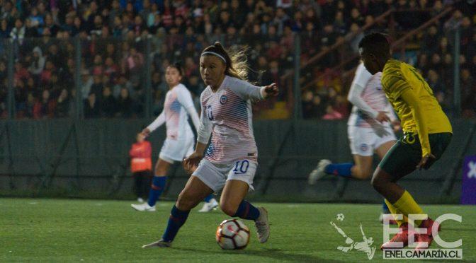 Galería de fotos: Chile 2-2 Sudáfrica
