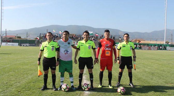Galería de fotos: Deportes Limache vs Brujas de Salamanca