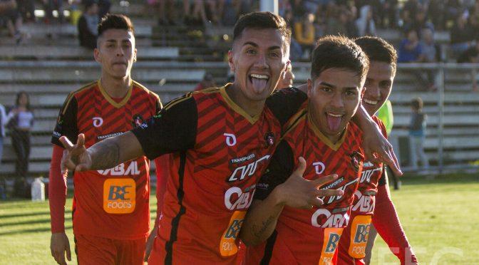 Galería de fotos: Deportes Limache vs Real San Joaquín