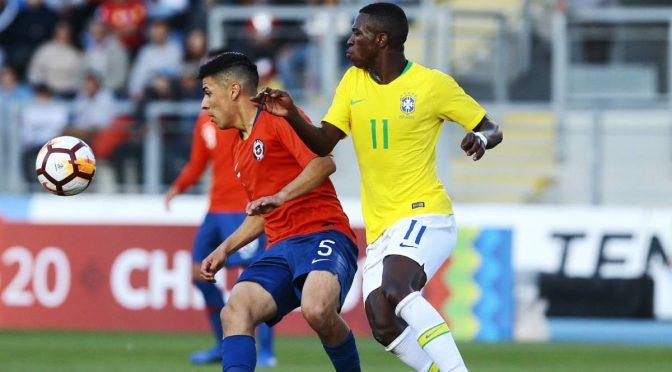 Finalizado: Chile 1(3)-1(4) Uruguay