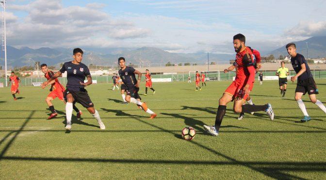 Galería de fotos: Deportes Limache vs Tomás Greig FC