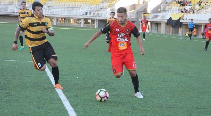 Galería de fotos: Deportes Limache vs Lautaro de Buin