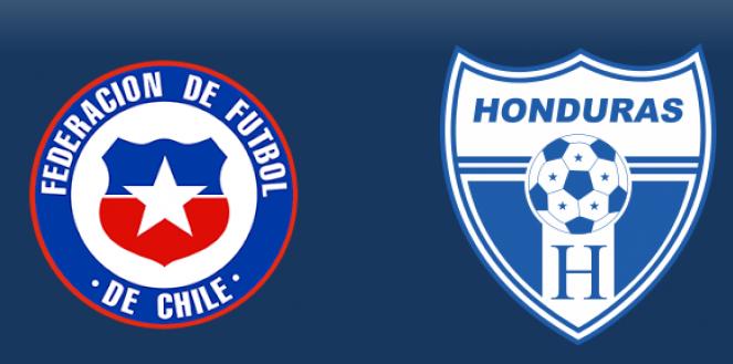Finalizado: Chile 4-1 Honduras