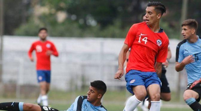 Finalizado: Chile 1-0 Uruguay