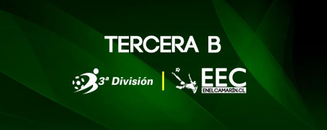 Resultados Fecha 3 Tercera B 2018 2°Fase Liguilla Descenso