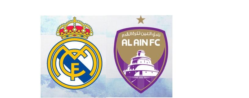 Finalizado: Real Madrid CF 4-1 Al Ain FC