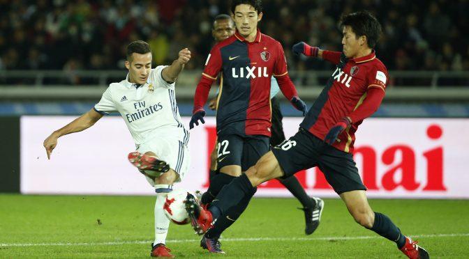 Finalizado: Kashima Antlers 1-3 Real Madrid CF