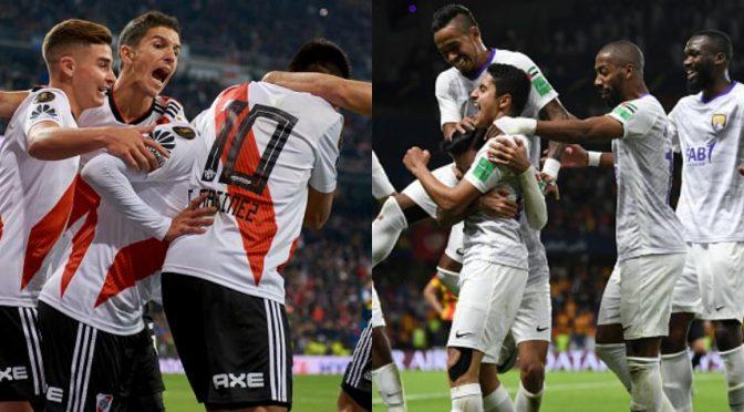 Finalizado: River Plate 2 (4)-2 (5) Al Ain
