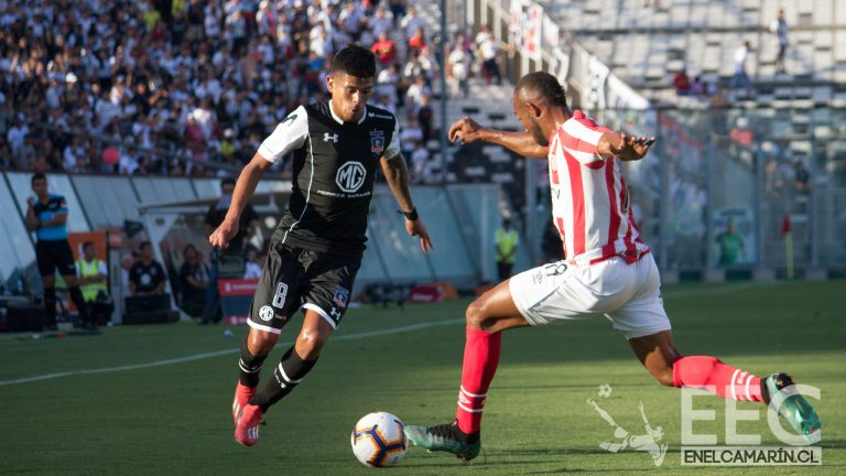 Galería de fotos: Colo-Colo vs Estudiantes de La Plata