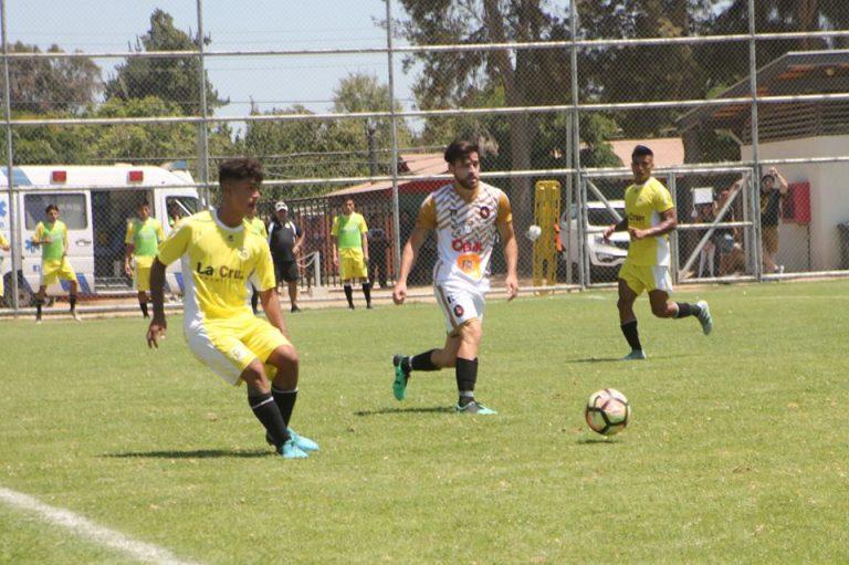 Galería de fotos: Deportes Limache vs San Luis de Quillota