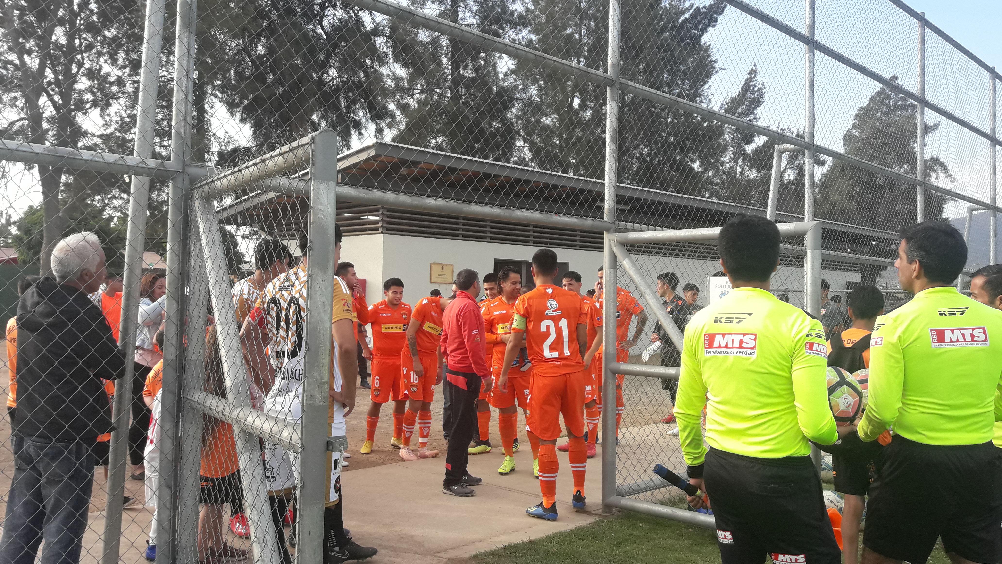 Galería de fotos: Deportes Limache vs Cobreloa