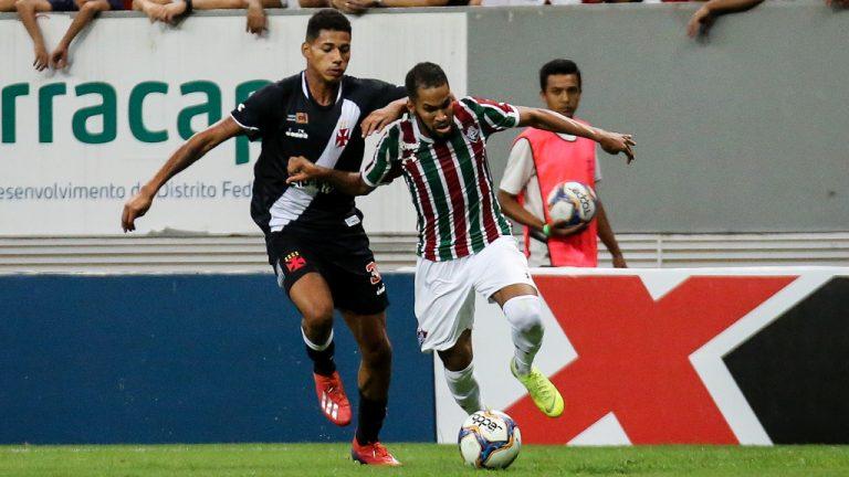 ¿A qué juega Fluminense?