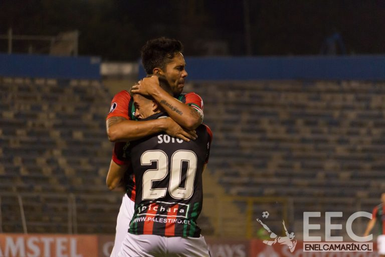 Galería de fotos: Palestino vs Independiente Medellín