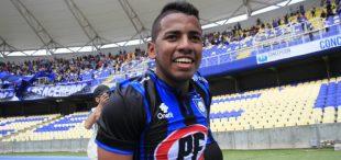 10. Brayan Palmezano (VEN)
