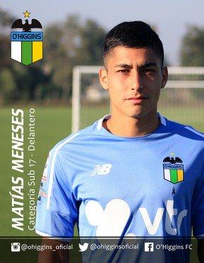 19. Matías Meneses (Sub 21)