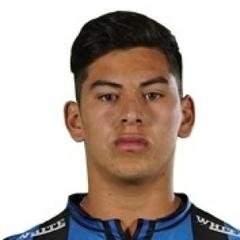 19. Maximiliano Rodríguez Vejar (Sub-20)