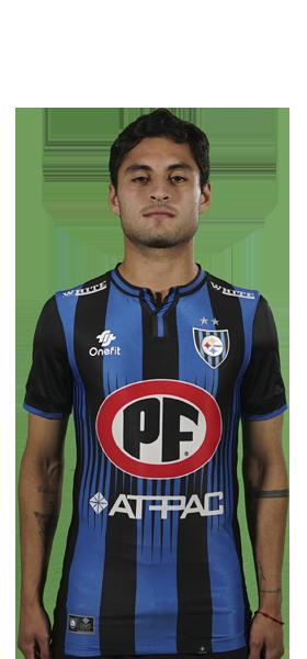 22. Nicolás Silva Gómez (Sub 21)