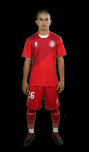 23. Vicente Ramírez (Sub-20)