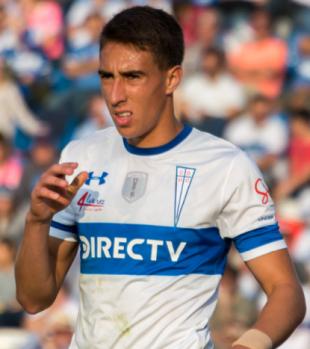 30. Diego Valencia (Sub 20)