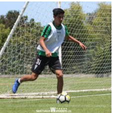 4. Victor Espinoza (Sub-21)