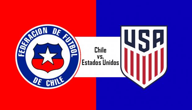 Finalizado: Estados Unidos 1-1 Chile