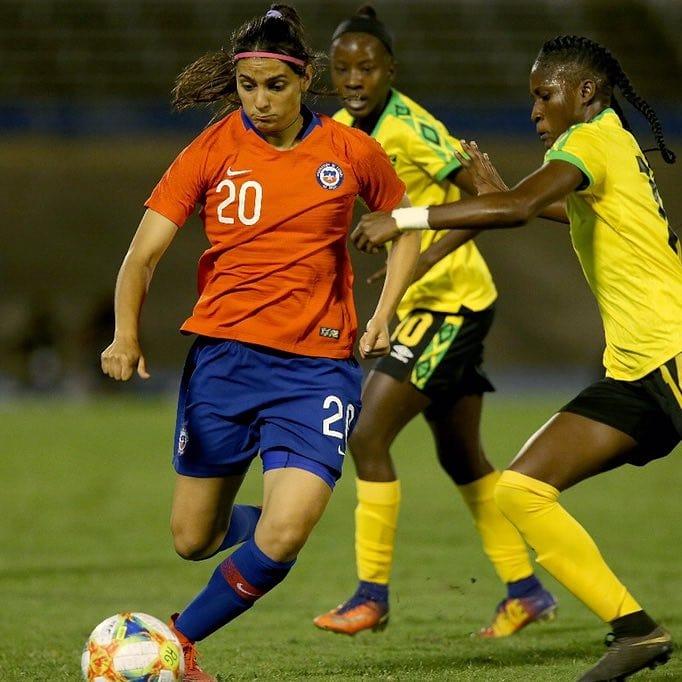 Finalizado: Jamaica 3-2 Chile Femenino
