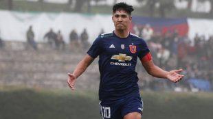 27. Luis Rojas (Sub-20)