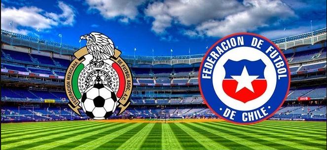 Finalizado: México 3-1 Chile