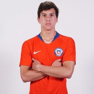 20. Gonzalo Tapia (Sub-20)